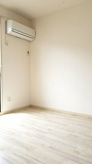 洋室 エアコン