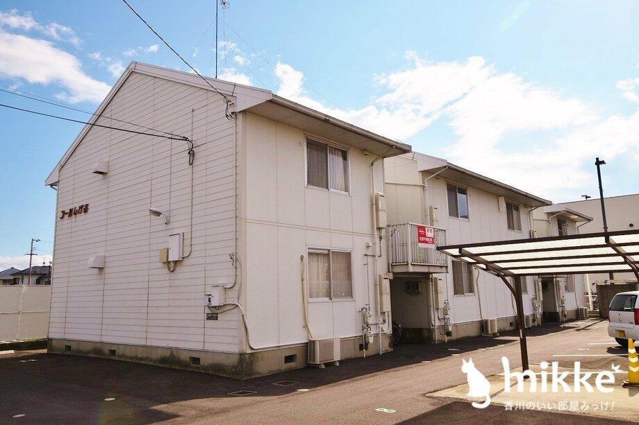 高松市 仏生山町 賃貸 3DK【コーポしげお】